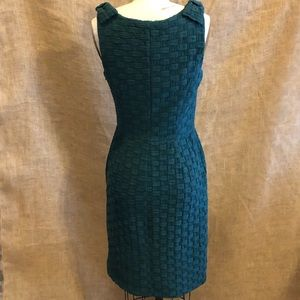 Anthropologie Dresses - Tabitha basket weave jersey knit dress -0
